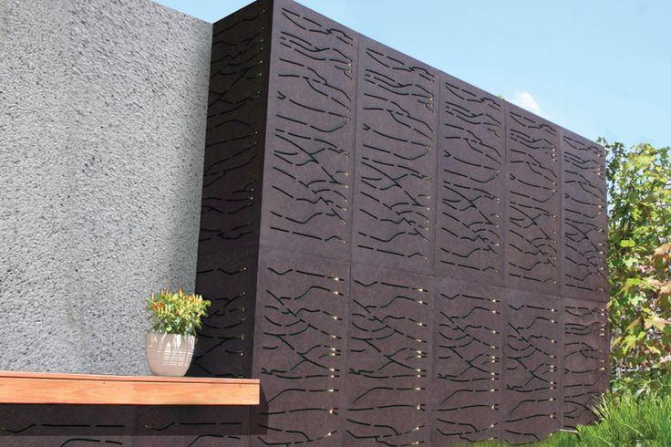 Gondwana Design  1200 mm(H) x 600 mm(W) Panels. 90%+ Privacy/ Blockout. Available at Chippy's Outdoor