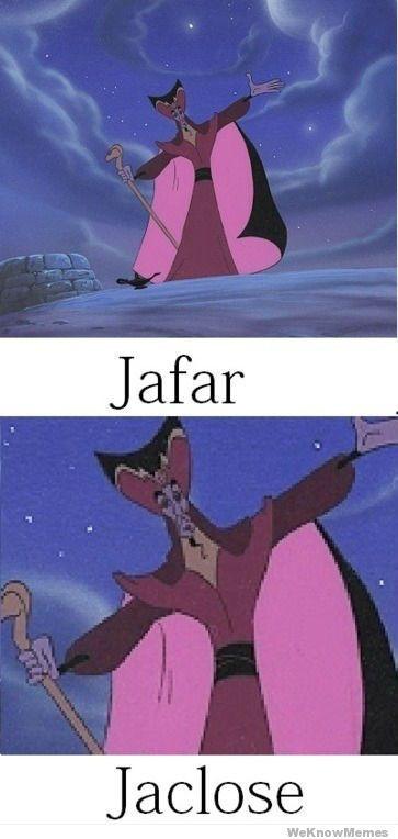 Jafar Jaclose