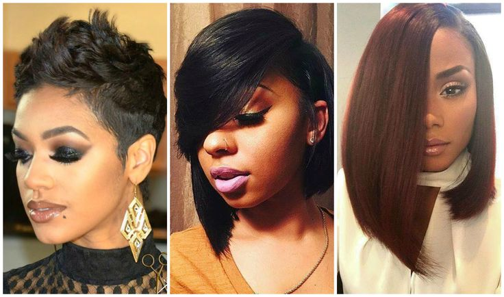 2016 Spring / Summer Haircut Ideas For Black & African American Women