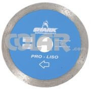 Disco p/ Serra Mármore 110 mm Ecco Liso - Shark - Serra para Mármore - www.colar.com