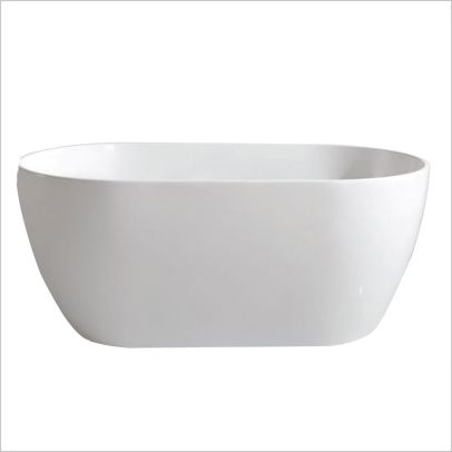 Positano Freestanding Bath 1400mm