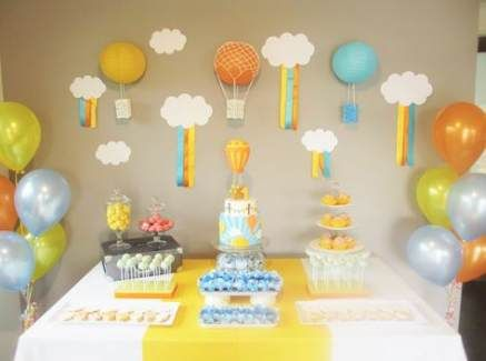 Best baby shower ideas diy decoration air balloon 57 ideas