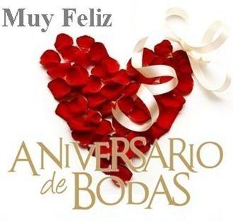 10 Imágenes Feliz Aniversario de Bodas - ∞ Solo Imagenes, Frases, Fotos y Carteles de Amor ∞
