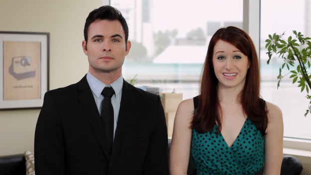 The Lizzie Bennet Diaries: the best web series I've ever seen...take the time to read this article, and then find the how on YouTube, you won't regret it!
