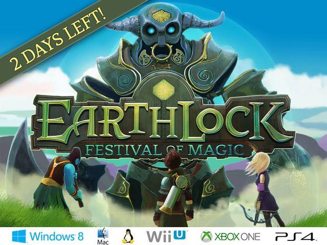 Earthlock: Festival of Magic (Wii U, PS4, XBO, PC & Mac) by Snowcastle Games — Kickstarter