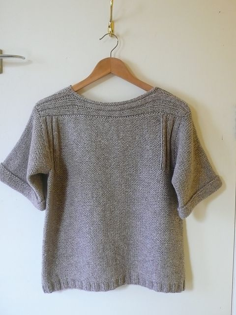 Hortense's sweater pattern by Nini naphtaline (this version by catherine72)