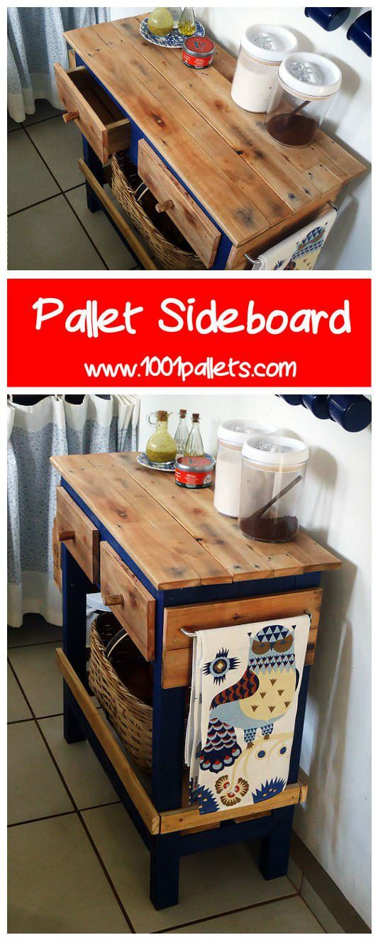 100 Pallet Sideboard 2220 best Pallet Ideas