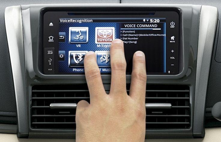 Toyota All New Vios Type 1.5 G - Internal Multimedia Player - AUTO2000 https://auto2000.co.id/cars_list/toyota-vios/