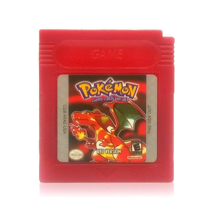 Pokémon Red Version Reproduction