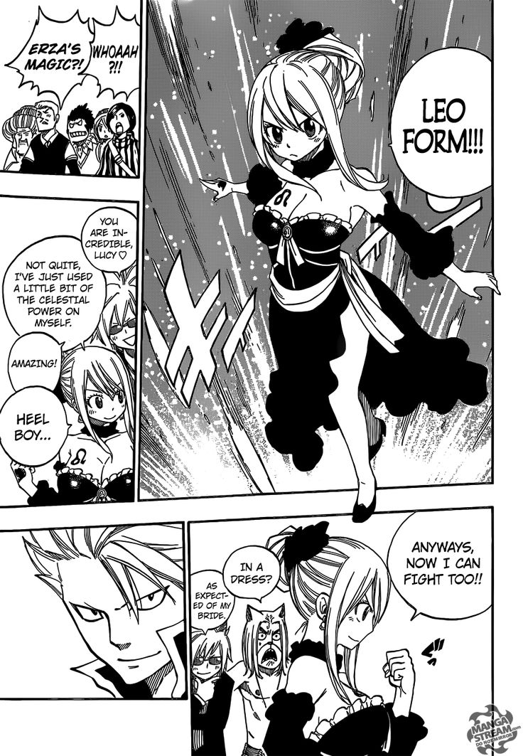 Read Fairy Tail Ch 422: Orochis Fin online.....\\\ what Leo said made me pin this..lol