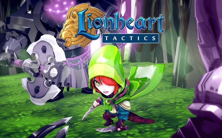 Lionheart Tactics v1.1.9 Mod [Unlimited Crowns]
