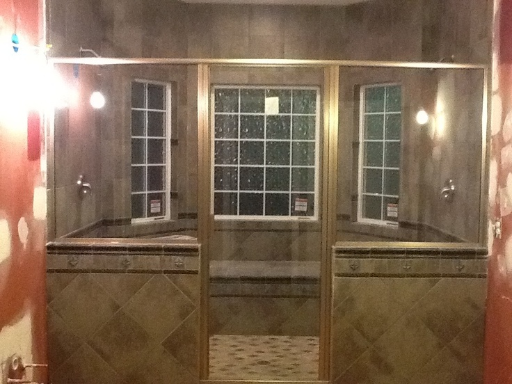 2 person walkin shower project almost complete. Designed