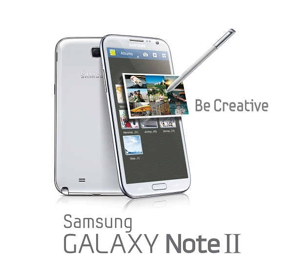 Samsung releases Galaxy Note II in Germany, Australia, India and Korea