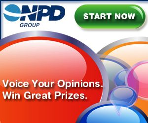 Have You Tried NPD Group to Win Prizes? Fern Smith's Classroom Ideas!