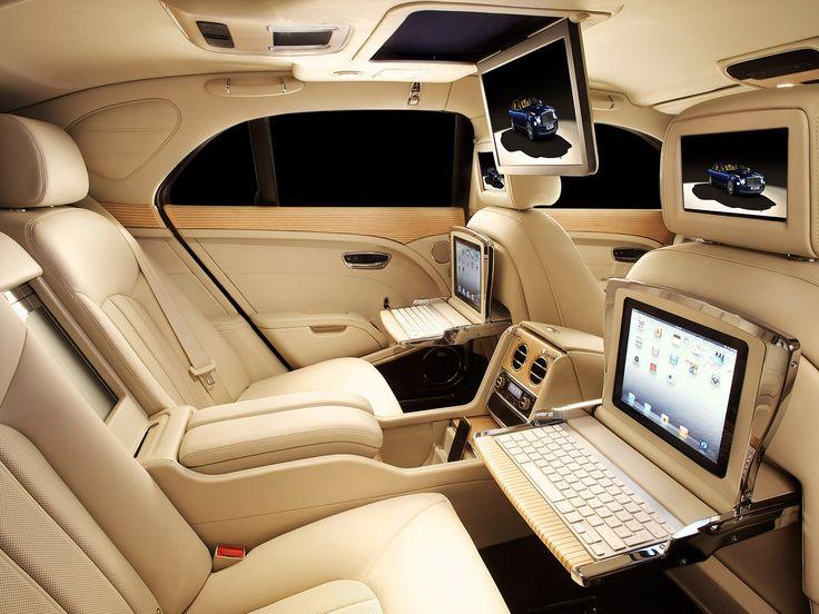 Bentley Mulsanne Executive Interior  My Future Car!