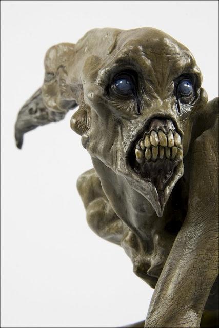 Jordu Schell Creature