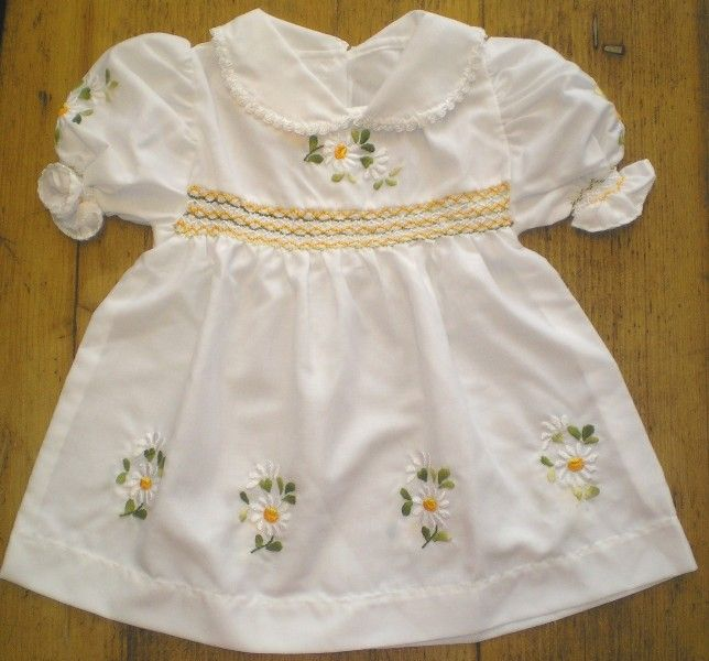 Hungarian folk dress for children.