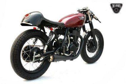 Bestes Motorrad für Frauen Yamaha Cafe Racer 39 Ideas – Motorcycling – # Caf …  – Schönes Motorrad