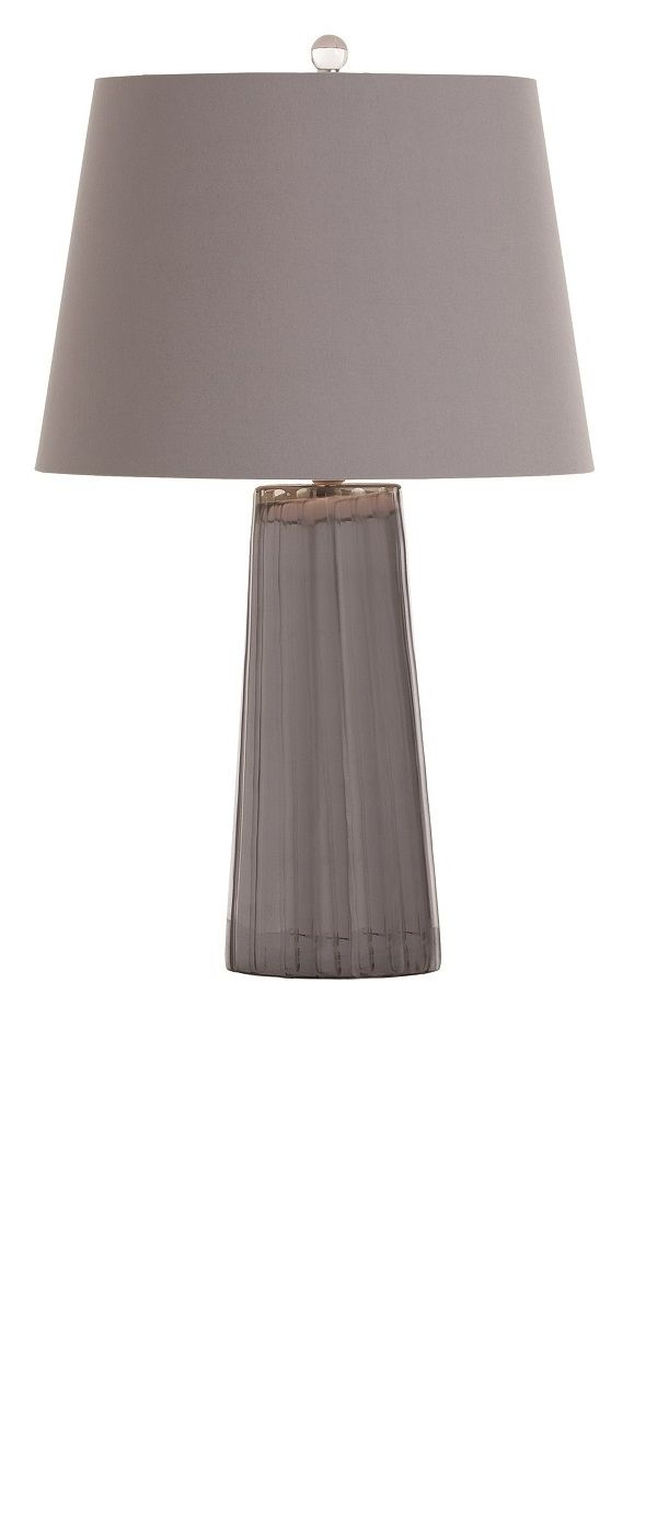 "Gray Table Lamps Cool 92 Best ""grey Lamp"" Images On Pinterest  Glass Table Lamps Grey Inspiration"