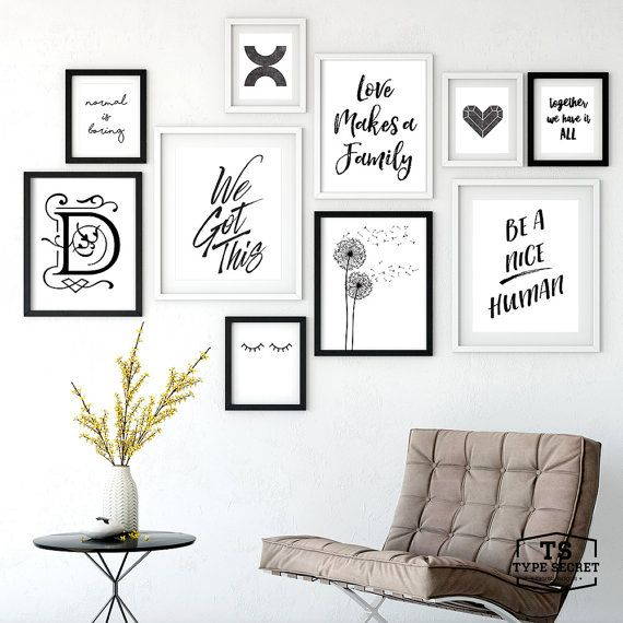 Typography Wall Art We Got This Quote Art Gallery Wall Decor Instant Download Word Prints Coup Family Wall Art Signs Gallery Wall Decor Family Wall Art