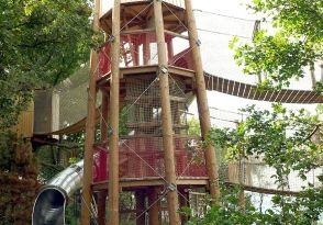 Adventurous playgrounds | Unipark