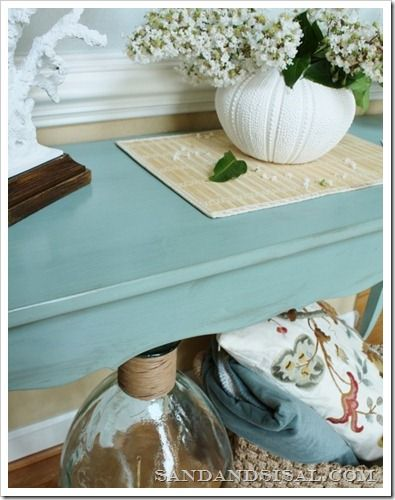 Painting with Ann Sloan Chalk Paint