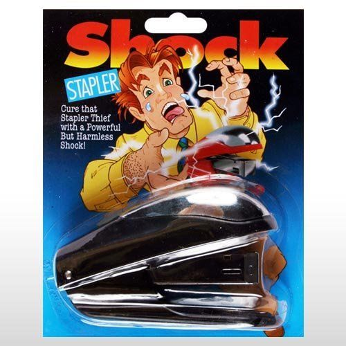 Shocking Stapler by Loftus International. $6.99. Office ...
