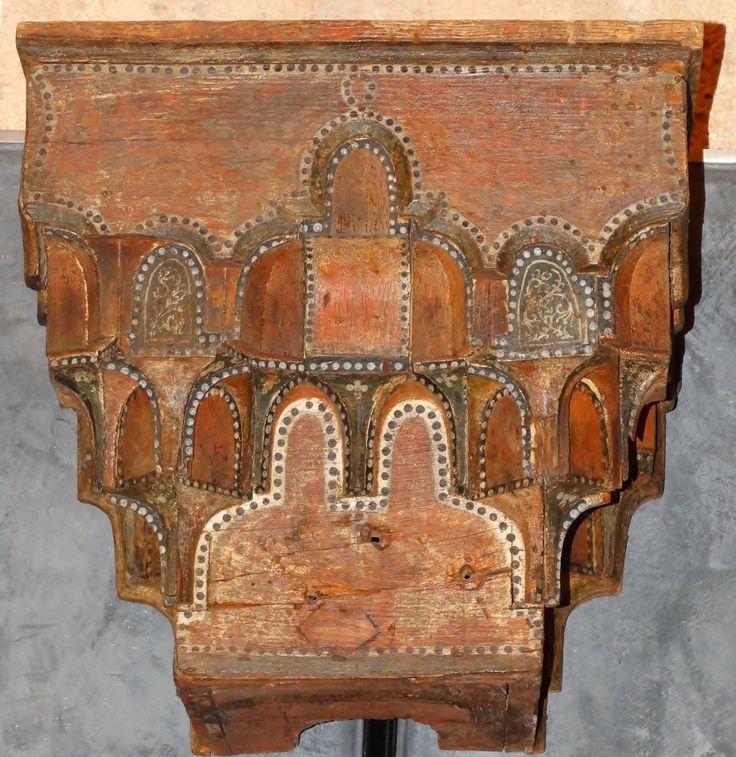Os recordamos que durante el mes de #ENERO se expone de manera temporal en el Museo de la Alhambra la #PiezadelMes.   Mañana a las 12 h en la Sala V, Museo de la Alhambra, Palacio Carlos V  Más información: http://bit.ly/1wVpMqQ