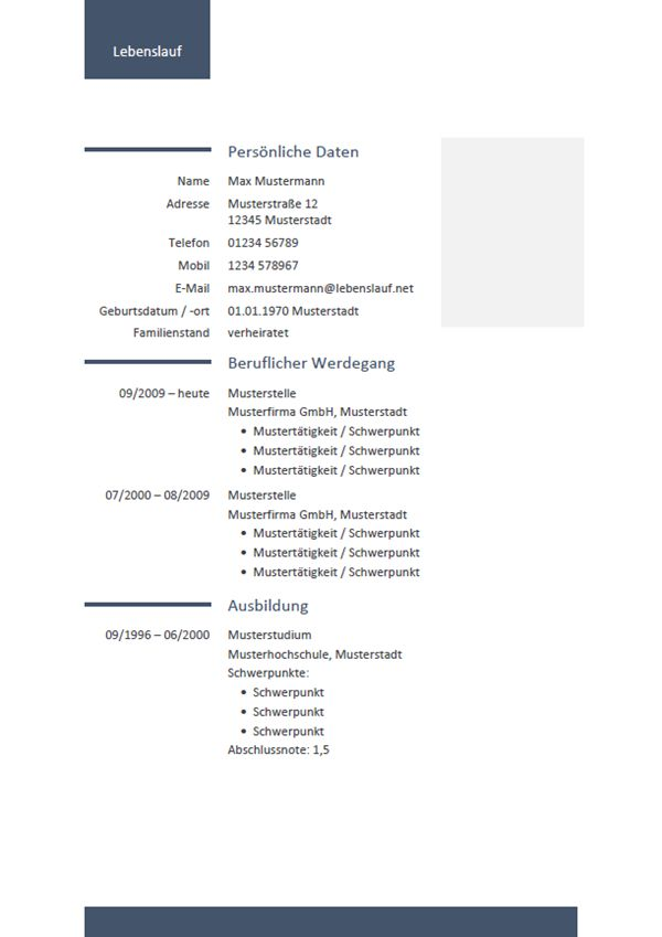 8 best Lebenslauf für Lina images on Pinterest | Cv resume sample ...