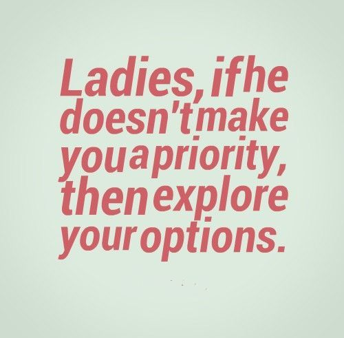 So this is so true, especially about my Tony... other options were certainly worth exploring....