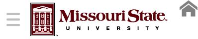 Biology - Department of Biology - College of Natural and Applied Sciences - Graduate Catalog - Missouri State University