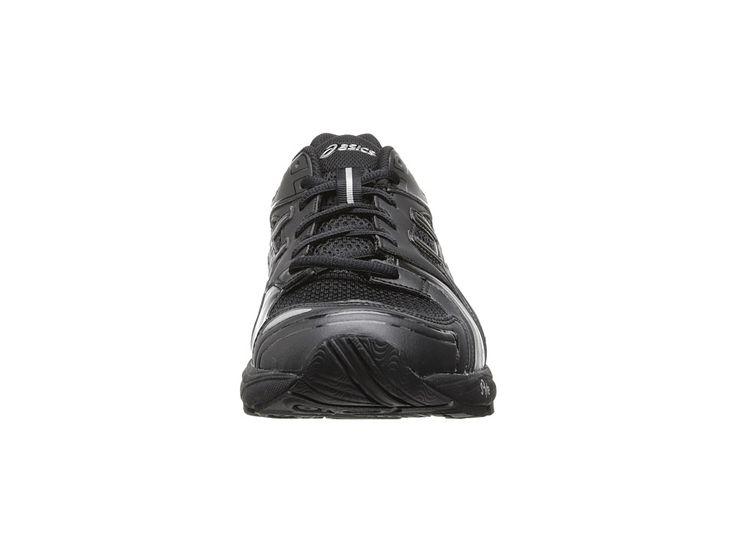 ASICS GEL-Tech Walker Neo(r) 4 Men's Walking Shoes Black/Black/Silver