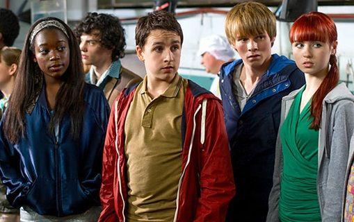 M.I.High Dan, Zoey, Aneisha, and Tom