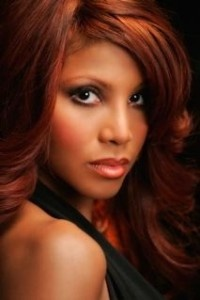 Toni Braxton. I'm not really into R&B but her voice is magical, and her range is Crazy!