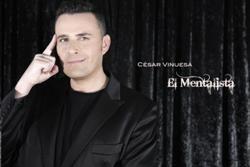 """""""El mentalista"""", amb César Vinuesa, al Club Capitol BCN (juliol 2013)"""