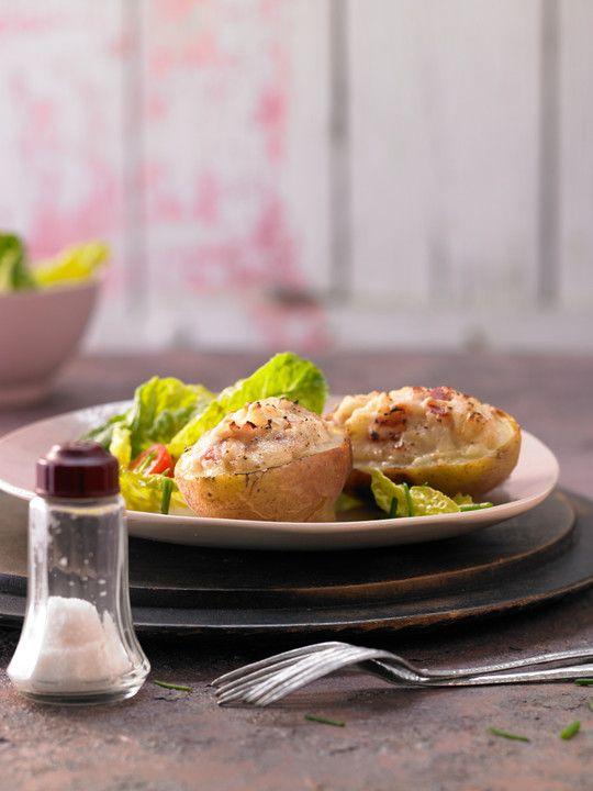 Lecker gefüllte Ofenkartoffeln, ein schmackhaftes Rezept aus der Kategorie Kartoffeln. Bewertungen: 403. Durchschnitt: Ø 4,4.