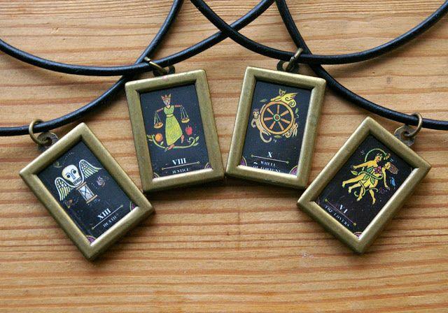 Christine Hart Author: Win 1 of 4 Tarot-themed pendants from Sleepless Storyteller