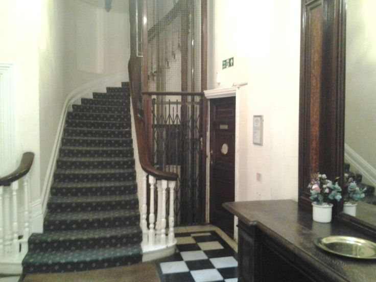 The Foyer Of Kentish Mansion On London Road