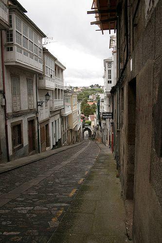 Spain, Galicia, A Coruña, Betanzos