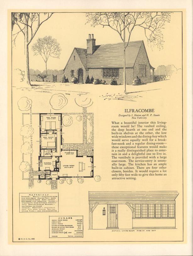 187 best historic plans images on pinterest | vintage houses