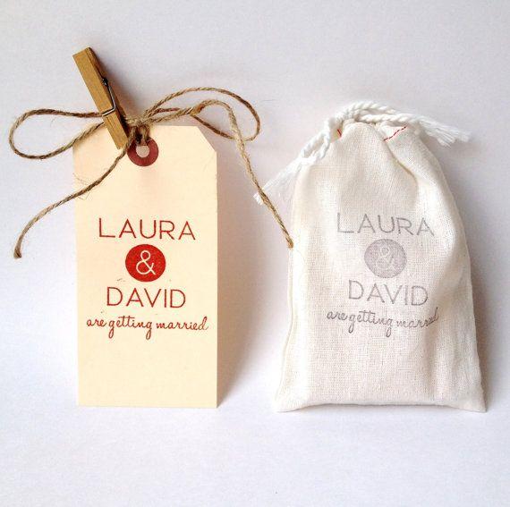 Custom Wedding Stamp // Save the Date Stamp // DIY Wedding Invite. Made to Order.