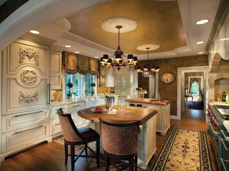 20 best Style: Classical images on Pinterest | Luxury kitchens ...