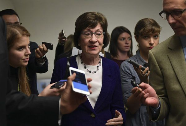 Why Republicans may have lost Susan Collins in their tax reform fight