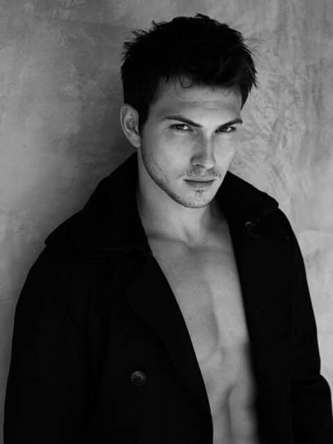 Robert Scott Wilson....Ben (2015) Days of Our Lives