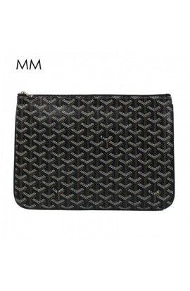 Goyard Clutch Bag MM Black