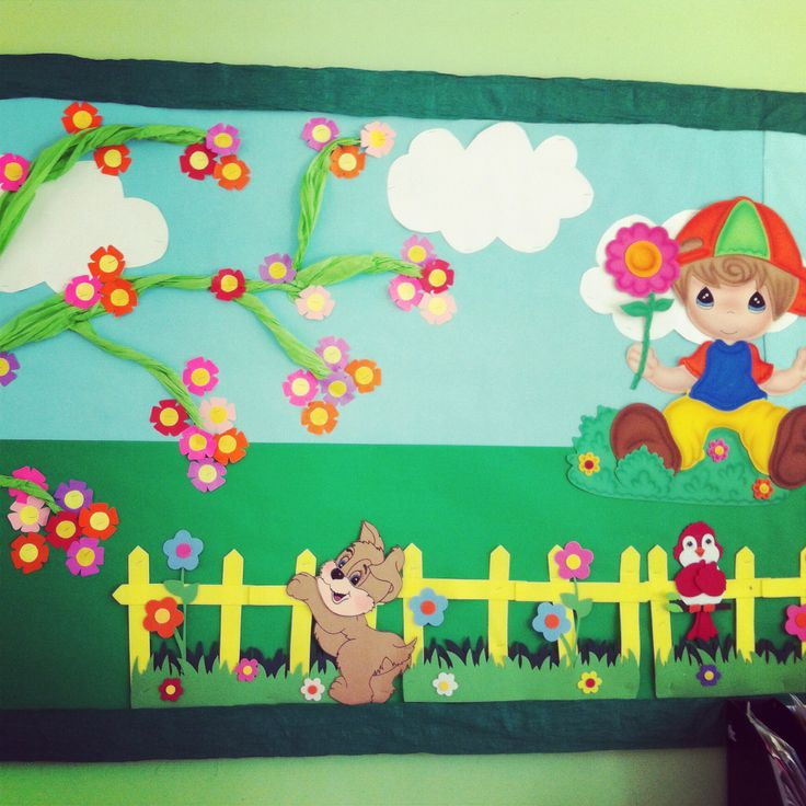 Ideas para decorados del aula