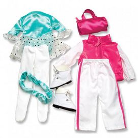 Newberry(TM/MC) 'Gossip Time' Mix & Match Doll Clothes - Sears | Sears Canada