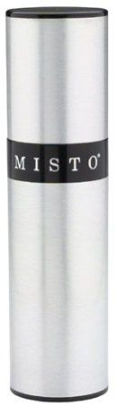 Misto Olive Oil Sprayer-- Good for lessening amount of oil you put on foods and is a quick alternative to individually coating foods for baking!