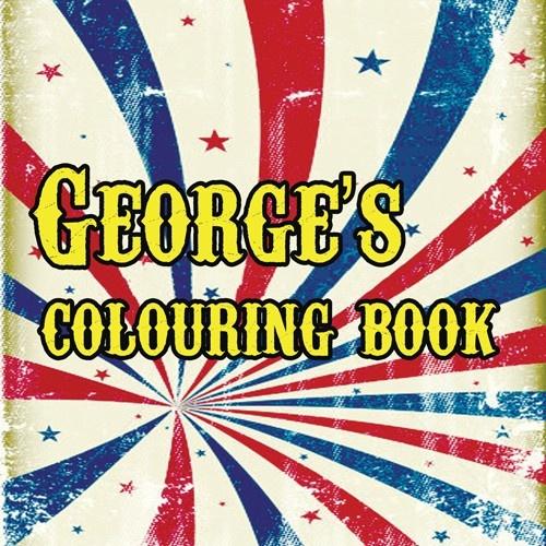 George's favourite magic colouring book :)
