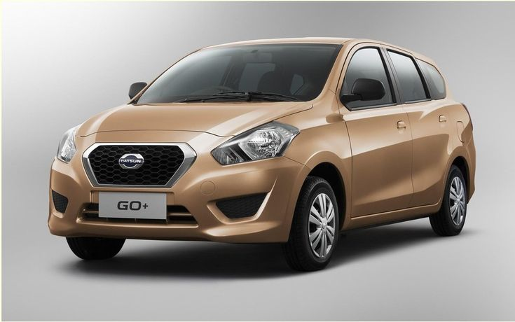 As promised, we present Datsun today its second model, which will also be manufactured in India.It was unveiled by none other than Carlos Ghosn - the big boss of the Renault industrial group, which includes Alpine, Dacia, Infiniti, Nissan and Samsung.Recall that Nissan was reborn Datsun brand will offer range of entry of vehicles in India, South Africa and Russia.   #car #cars guide #Datsun GO +: a compact multisegement of input range #News #Nissan #The Car Guide #the cars